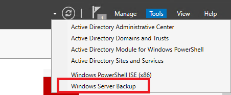 active directory backup and restore in windows server 2016