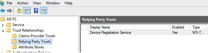 microsoft active directory federation services