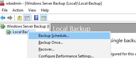 backup active directory 2016