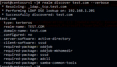 centos sssd active directory