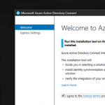 Sync Active Directory to Office 365