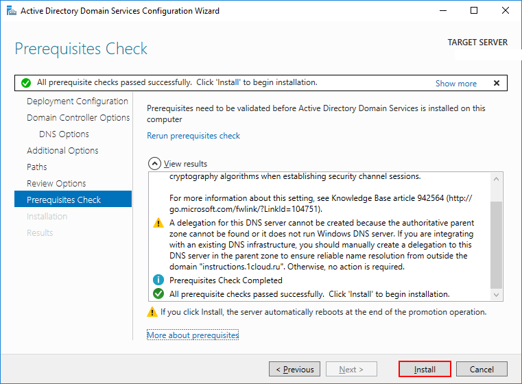 additional domain controller active directory