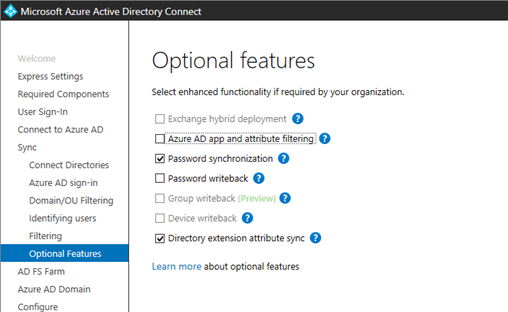 sync ad with office 365 powershell