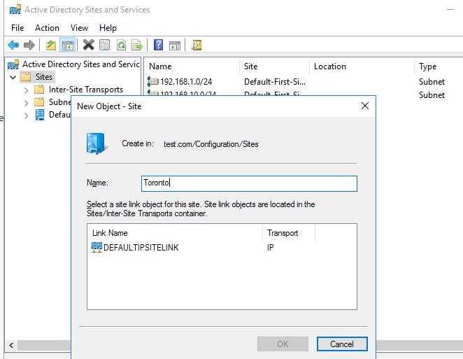 add new domain controller to existing domain