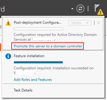 add additional domain controller
