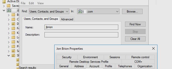 Check Group Membership Active Directory