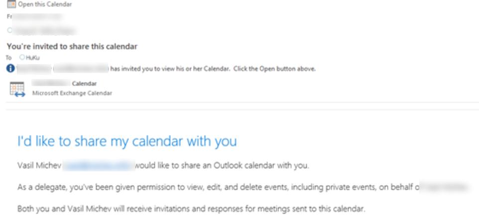 o365 calendar permissions powershell