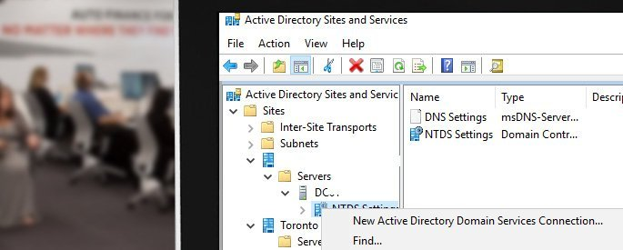 Active Directory Metadata Cleanup