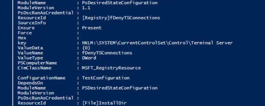 The Basics of PowerShell DSC (Desired State Configuration)