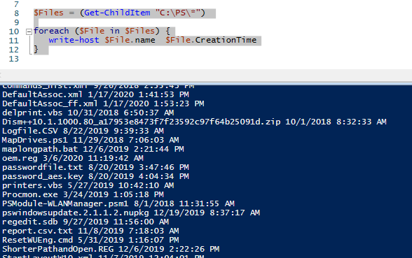 How to Use ForEach Loop in PowerShell?