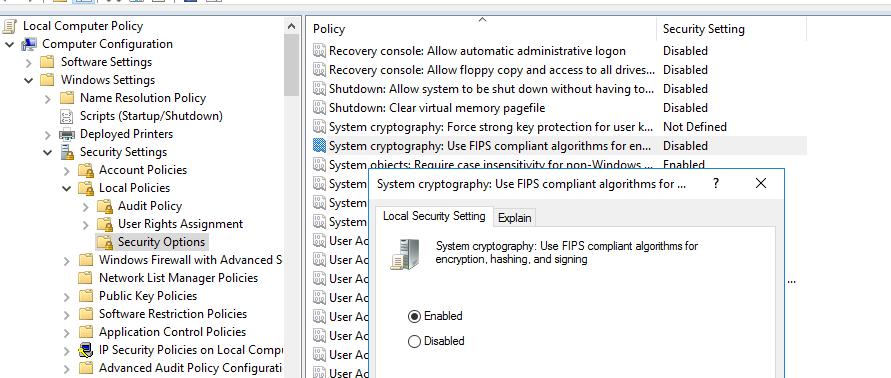rdp an internal error has occurred windows 10
