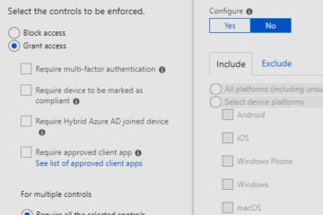 office 365 conditional access