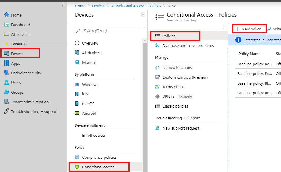 How to Set Up Conditional Access in Office 365?