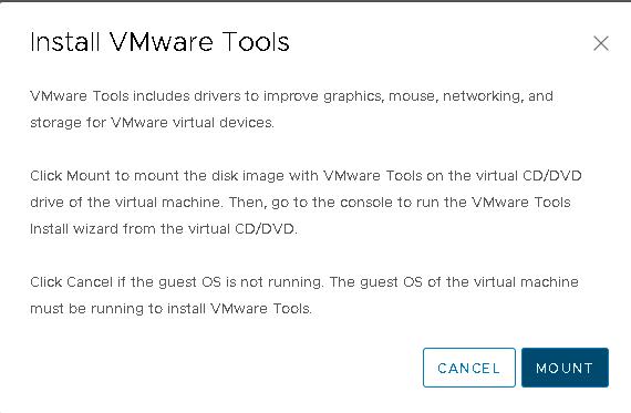 install vmware tools on windows machine
