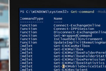 Connect to Exchange Online Using PowerShell
