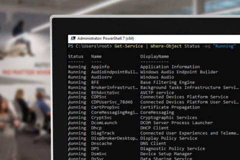 Filtering PowerShell Objects with Where Object