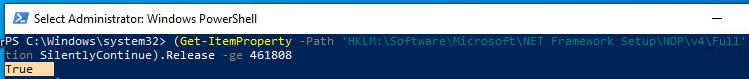 install az module