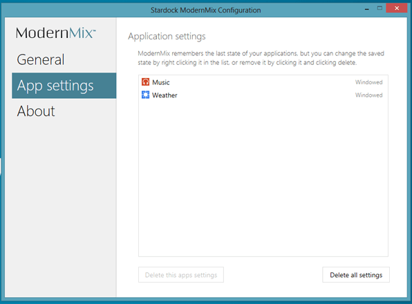 modernmix-app-settings