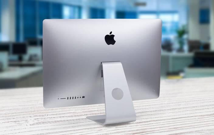 iMac 21.5 Retina monitor