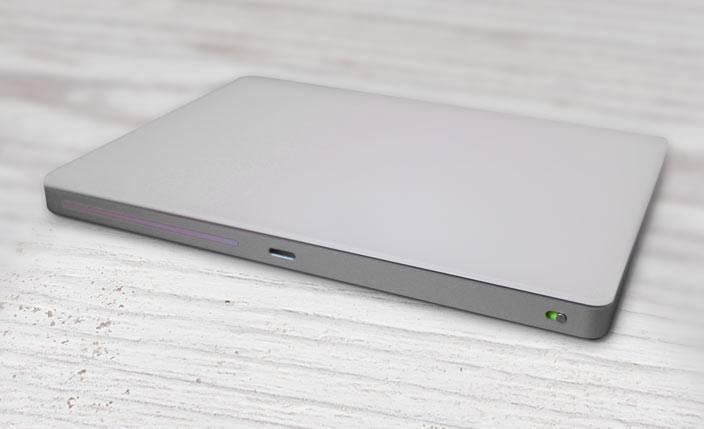 iMac 4k 21.5 mouseboard
