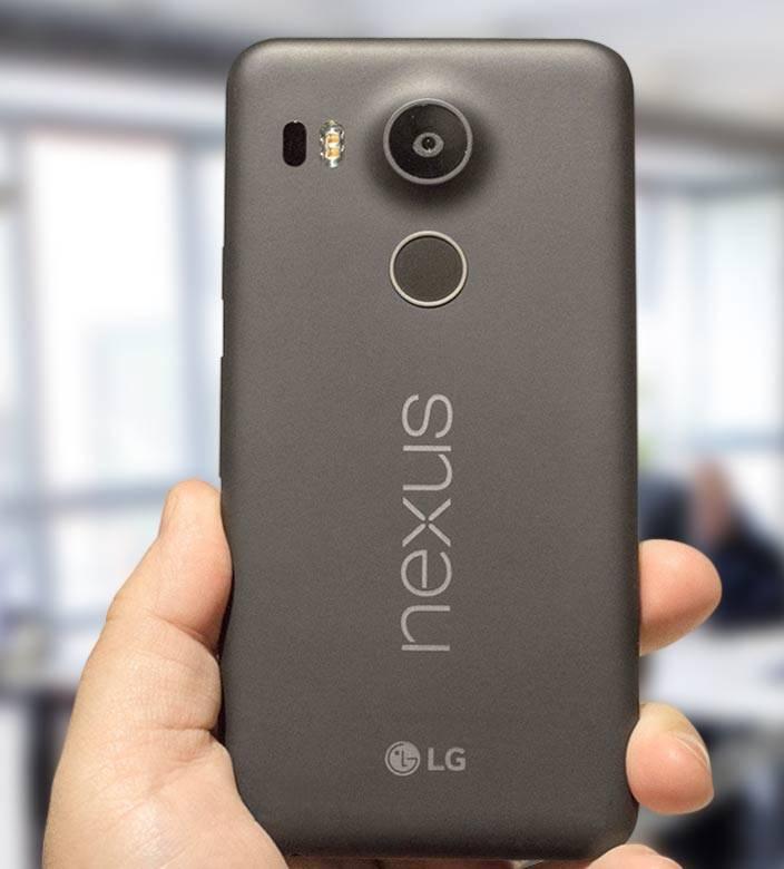 nexus 5x black